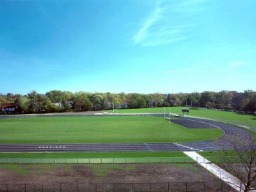 New Trier Athletic Field