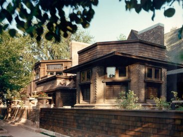 Frank Lloyd Wright Home & Studio